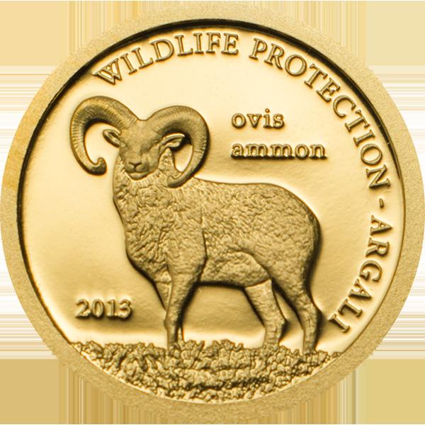 Argali - Ovis ammon, CIT Coin Invest Trust AG / B.H. Mayer, 26232